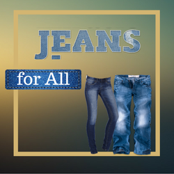 Online shopping store gentry hive Jeans