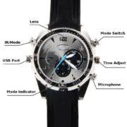 spy watch with camera Gentryhive