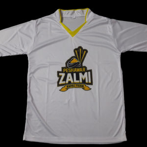 Peshawar Zalmi PSL Shirt gentryhive