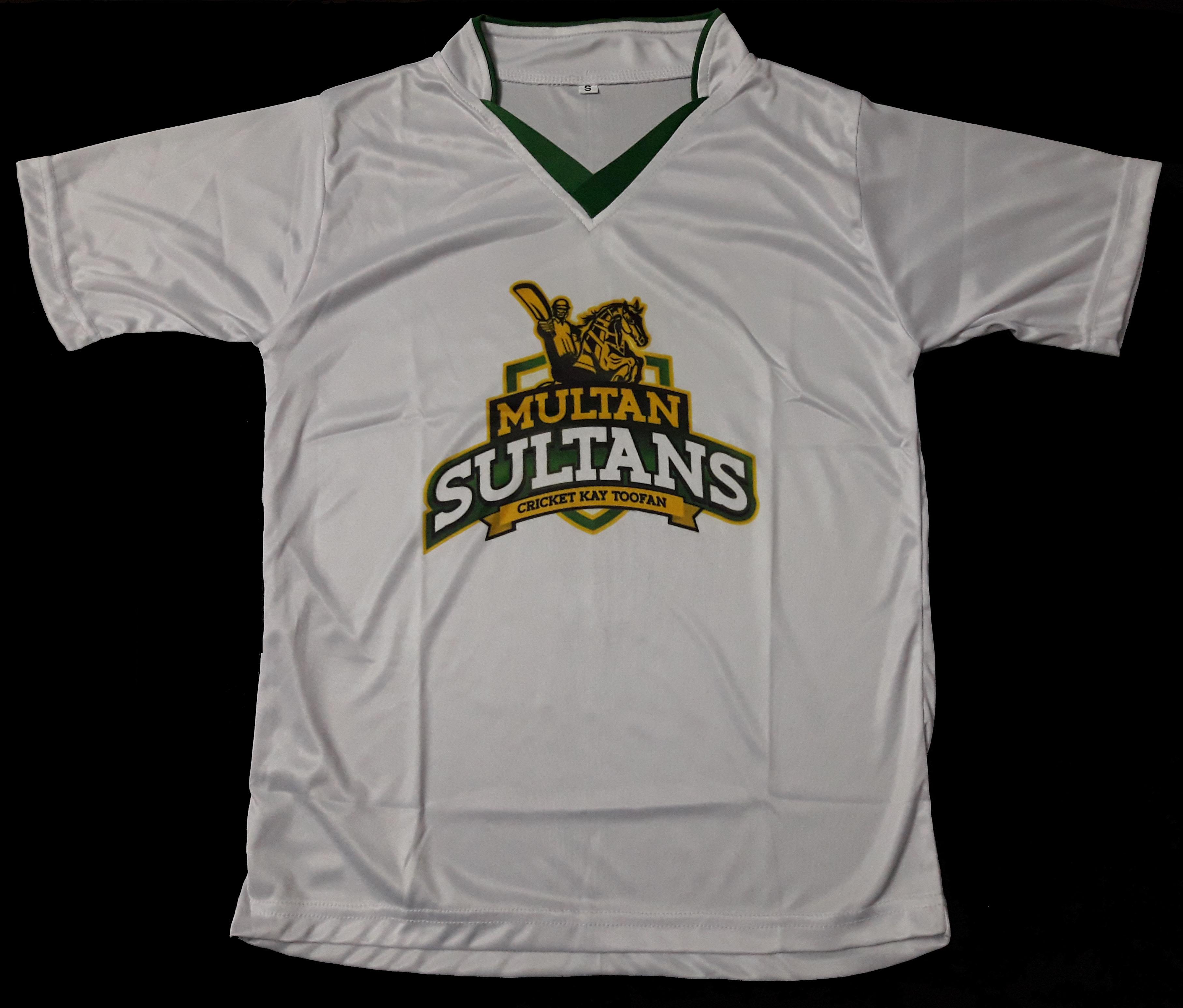 Multan Sultan PSL 2018 Shirt gentryhive
