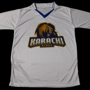 Karachi Kings PSL Shirt Gentryhive